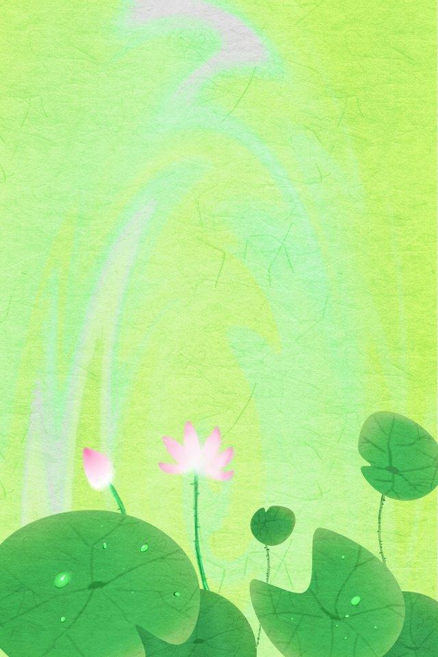 pond dew lotus summer llustration image illustration image