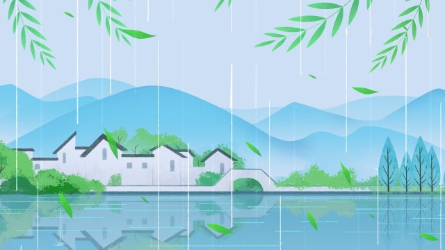 rainwater rain lakeside rain, Rainwater, Rain, Lakeside illustration image