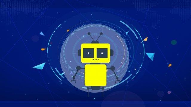 robot technology progress development of llustration image illustration image