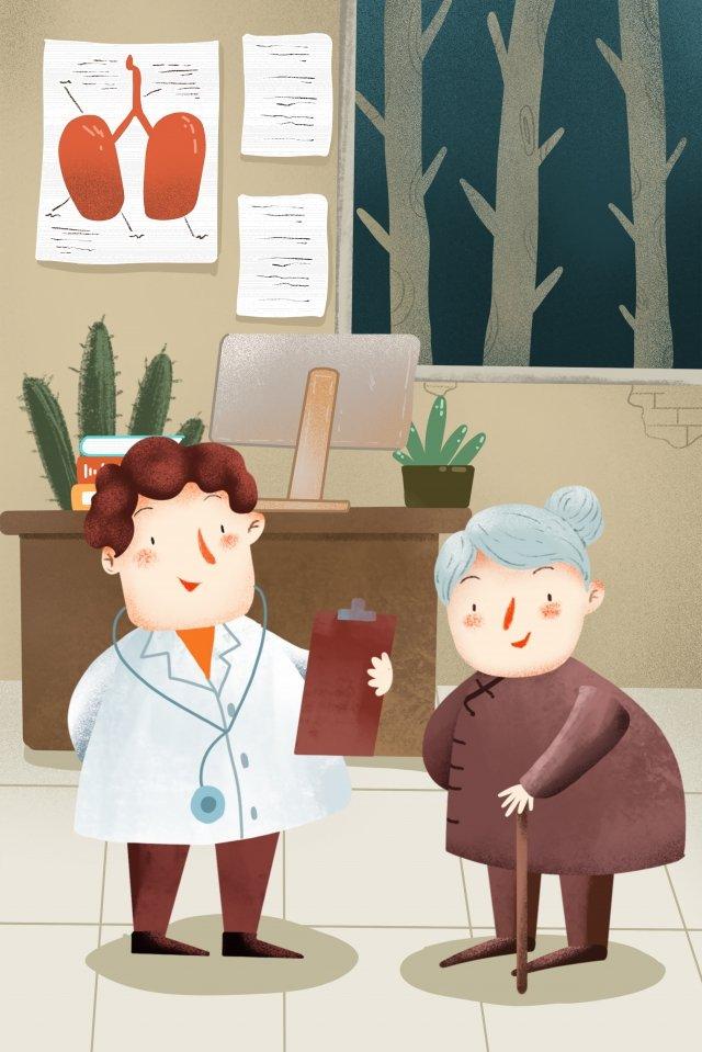 minh họa sinh kế xã hội minh họa y tế Hình minh họa