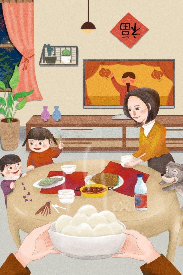 primavera festival new years eve morno ilustração primavera festival ilustração Material de ilustração