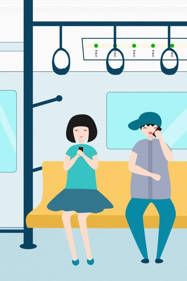 subway subway traffic transportation llustration image