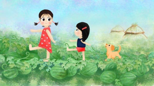summer summer watermelon watermelon llustration image illustration image