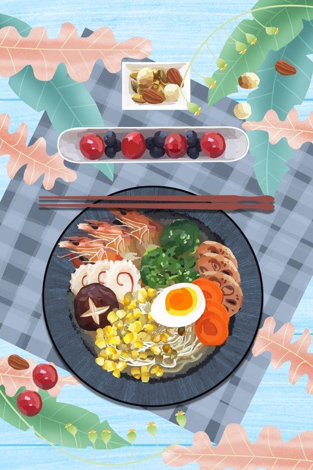 표면 음식 일본식 그림 이미지