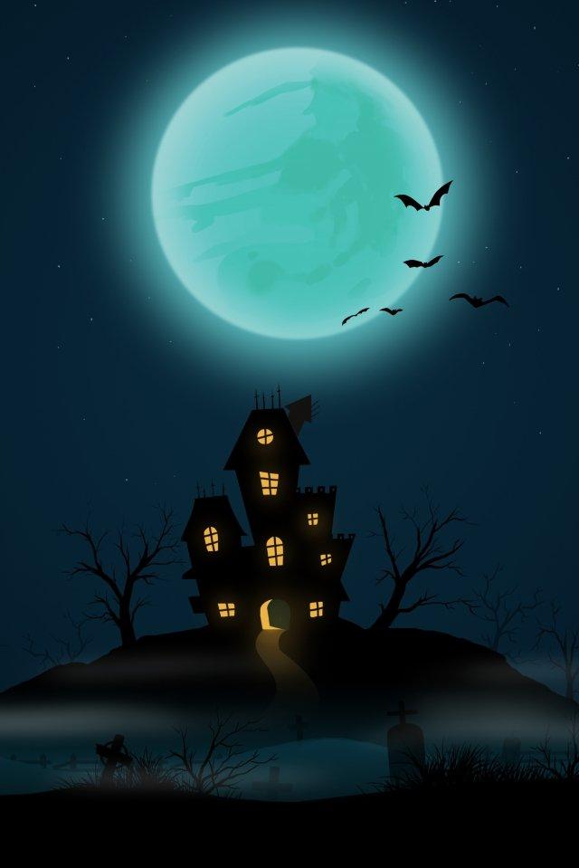 kubur kelawar halloween keganasan imej keterlaluan imej ilustrasi