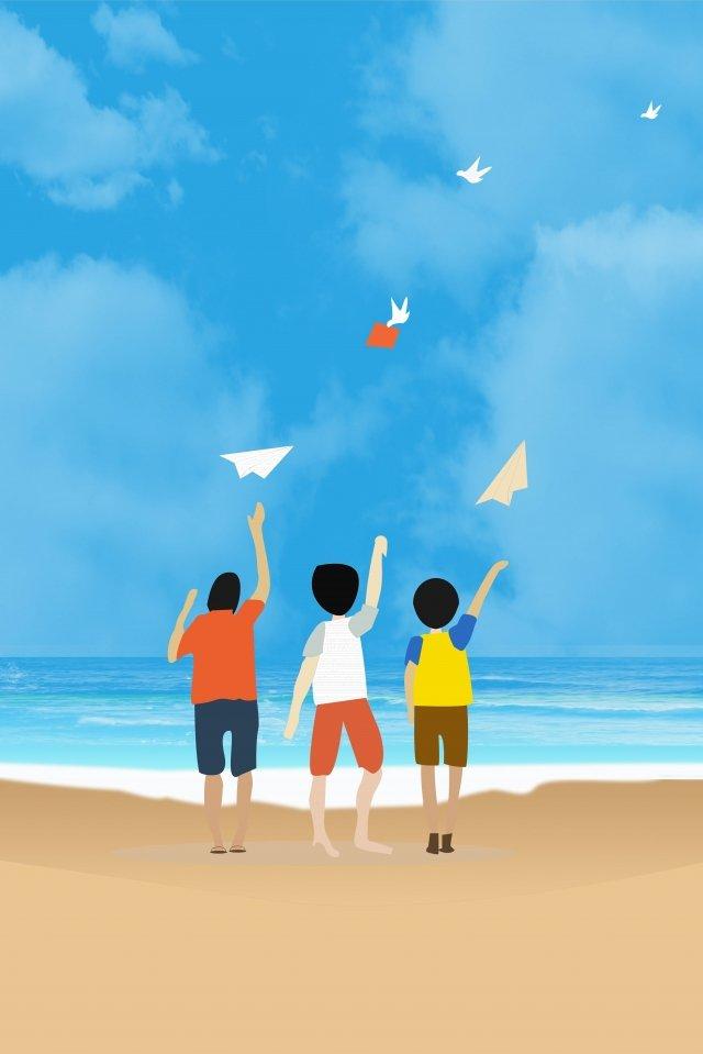 o sonho de exame de admissão de faculdade de universidade voando pombo Material de ilustração