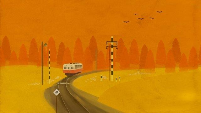 theo dõi tàu ngỗng hoang mùa thu Hình minh họa