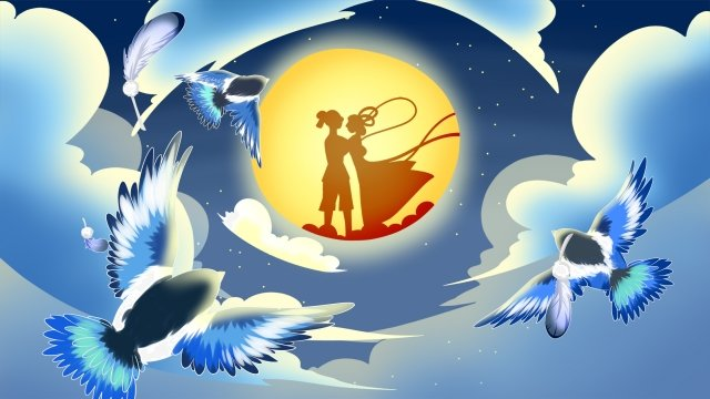 秋秋サンセットサンセット青い空と白い雲  ナチュラル  風景 PNGおよびPSD illustration image