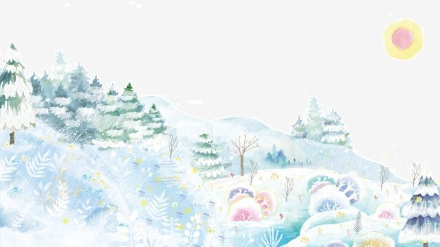 winter solstice osamu solar terms winter llustration image