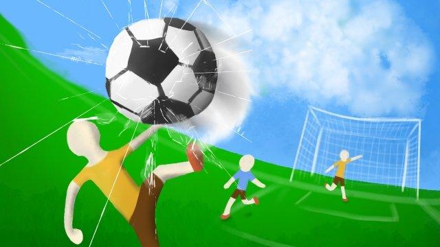 world cup bóng đá bầu trời xanh Hình minh họa Hình minh họa