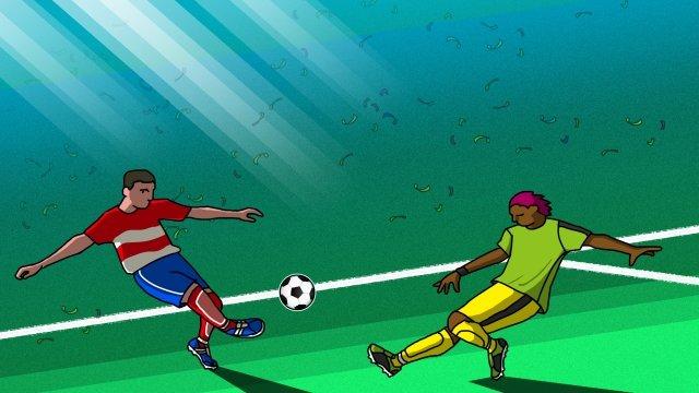 world cup bóng đá xanh xanh Hình minh họa Hình minh họa