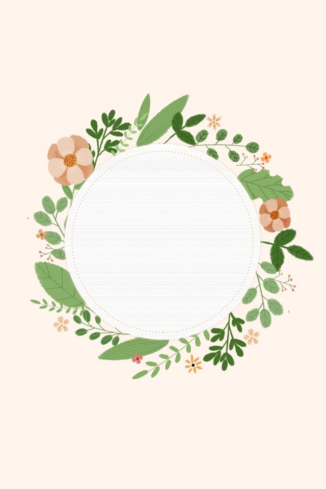 wreath wedding wedding flowers plant llustration image