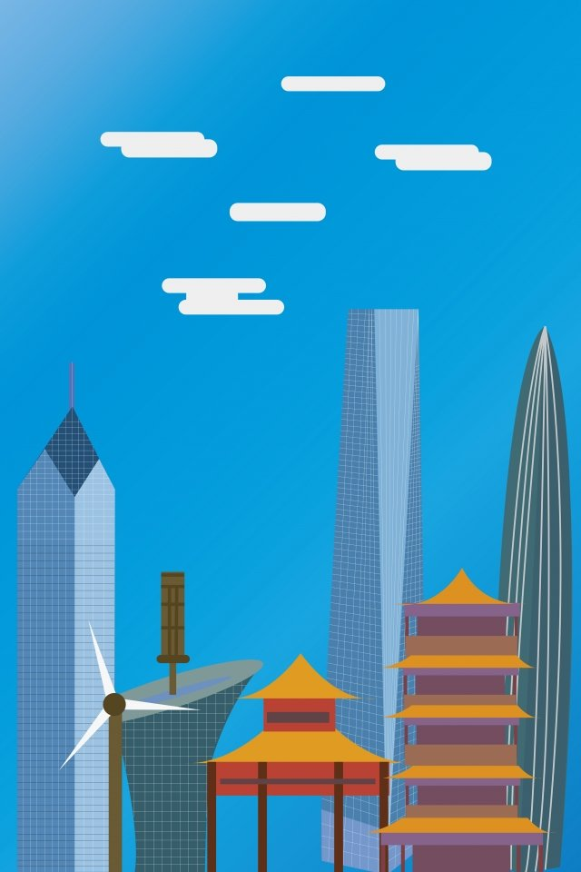 wuhan hubei city building image d'illustration