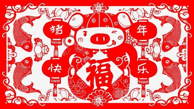 새해 봄 새해 봄 축제 삽화 소재