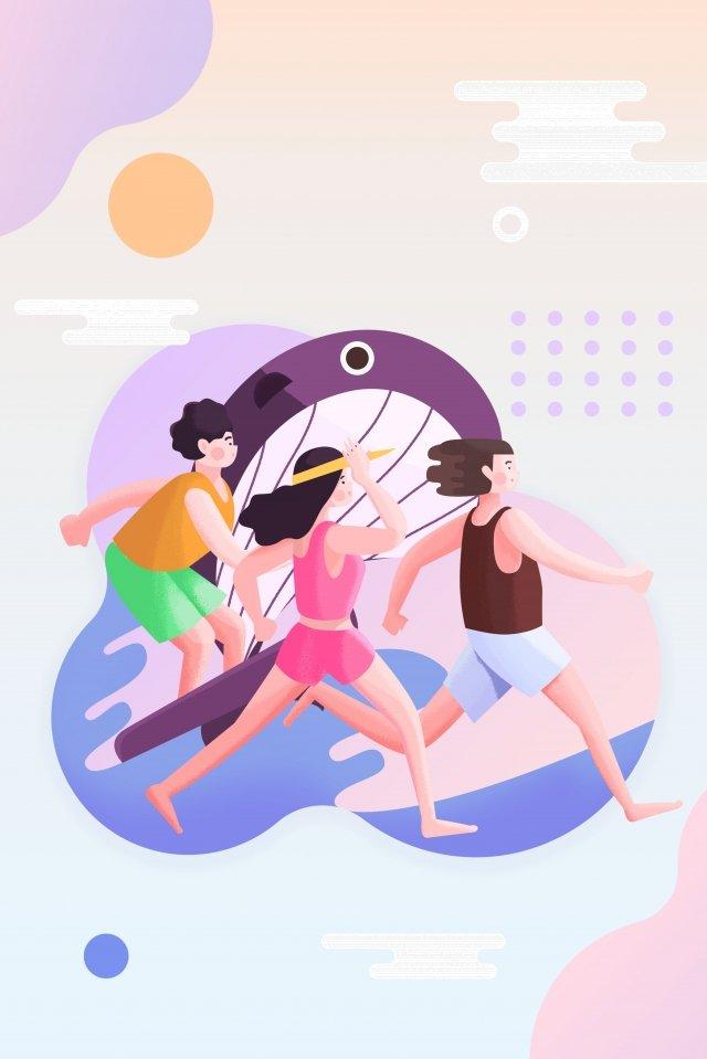 ユースフェスティバル54ユースフェスティバルユースデーモーション イラスト画像