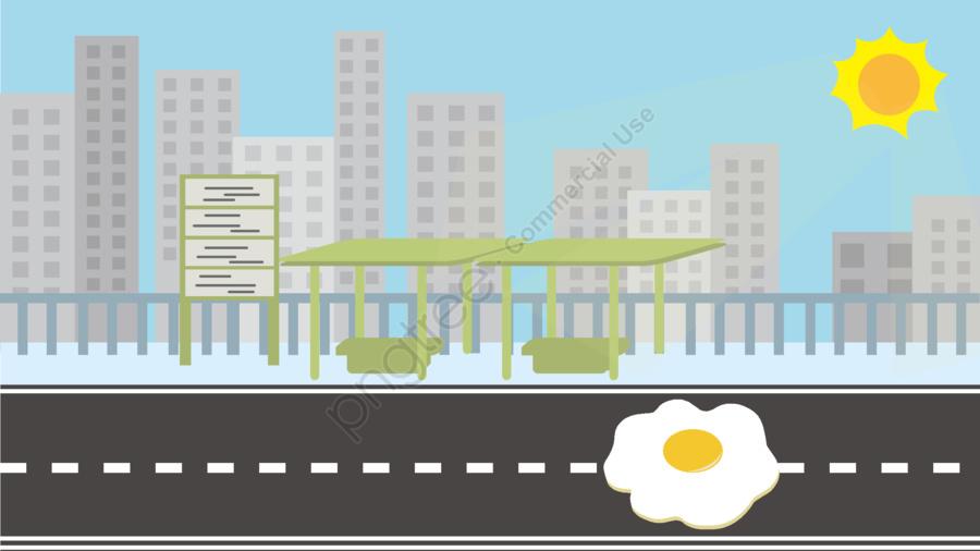 大きな熱24太陽高温警告道路オムレツ熱射病小さな新鮮な, 高温警告, ロードオムレツ, 太陽 llustration image