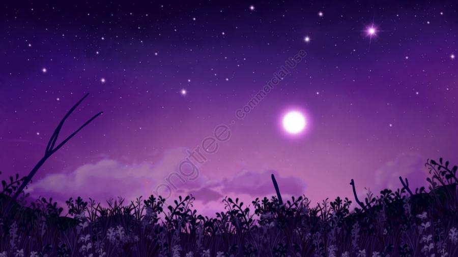 ليلة سعيدة ، مرحبا البدر سماء نجمية التوضيح, الهاتف المحمول مع الصورة, يوم التوقيع, ليلة سعيدة llustration image