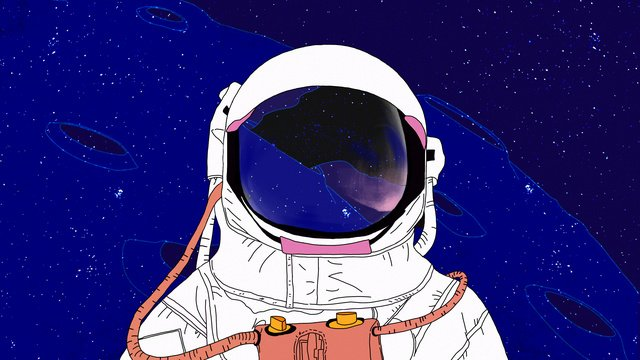 original astronauts lunar landing to explore fresh cure illustration llustration image