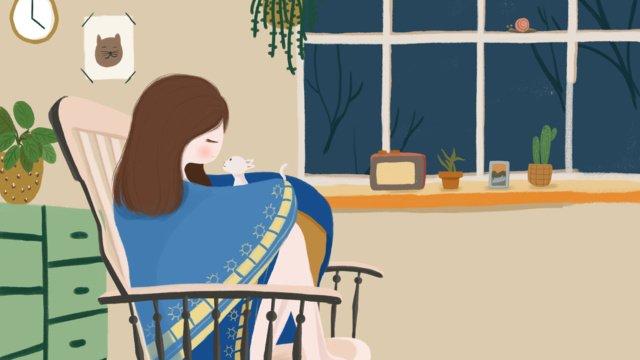 home girl original illustration llustration image illustration image