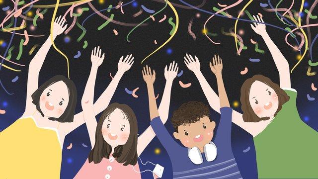 国際青少年祭りイラスト イラスト素材 イラスト画像