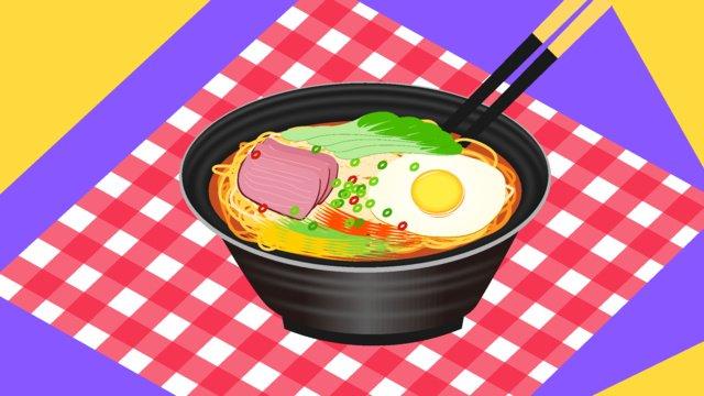 Original vector illustration good morning food, Original, Vector, Illustration illustration image