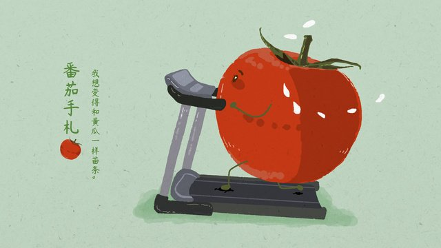 夏こんにちはフルーツシリーズ減量オリジナルイラスト イラスト素材