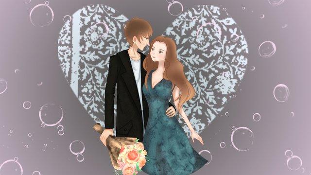 cặp đôi tanabata Hình minh họa