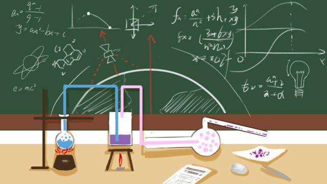 thành tựu nghiên cứu khoa học và công nghệ trong tương lai gió phẳng minh họa vẽ tay Hình minh họa