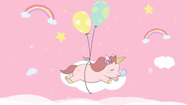 Hello good night my unicorn original illustration llustration image illustration image