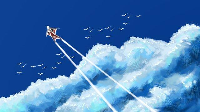air world llustration image illustration image