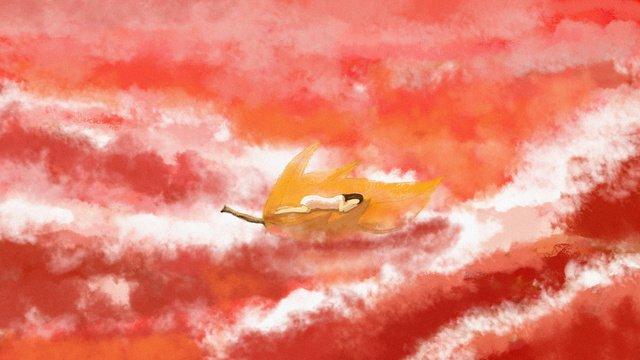 autumn hello api awan ilustrasi asal imej keterlaluan imej ilustrasi