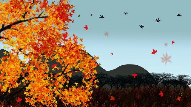 Hello september, Hello There, Hello Series, September illustration image