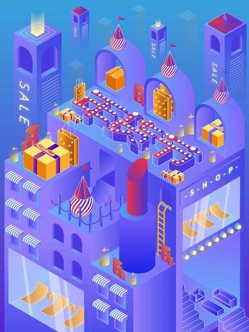 新年祭2 5 dベクトルイラストプロモーション淘宝網e コマース イラスト素材 イラスト画像