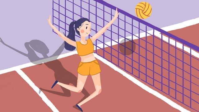 Đại hội thể thao châu Á lần thứ 18   dự án bóng chuyền Hình minh họa