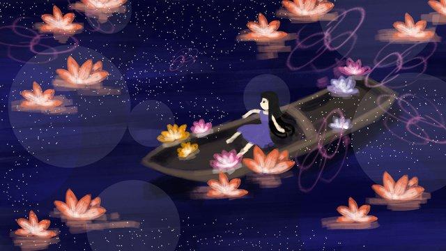 traditional festival mid autumn lantern illustration llustration image illustration image
