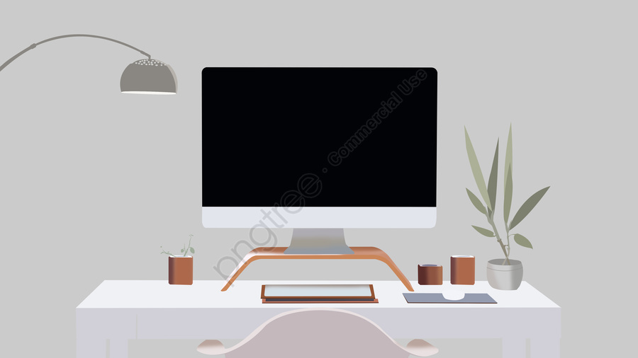 Business Office Scene 4, Business Office, Office Scene, Illustration llustration image