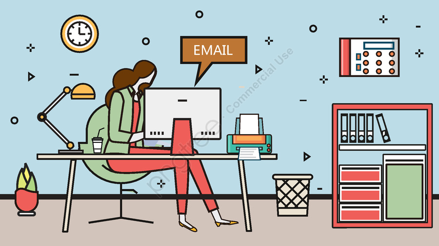 Work Business Vector Illustration, Jobs, Business, Office llustration image