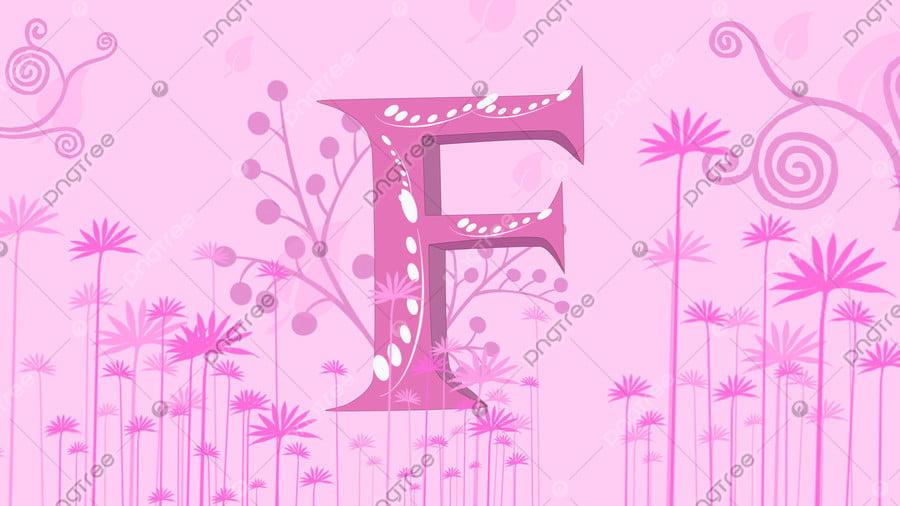 Letter Encounter F Letter Illustration Beautiful Illustration Image On Pngtree Free Download On Pngtree