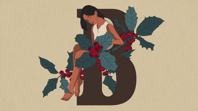 オリジナル邂痴文字b少女植物イラスト イラスト素材 イラスト画像