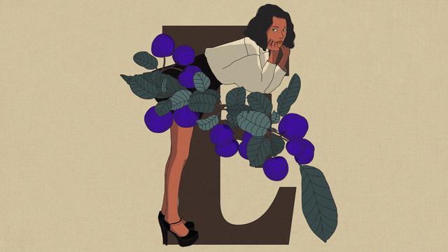 Bản gốc 邂逅 thư e cô gái thực vật minh họaCuộc  Gặp  Gỡ PNG Và PSD illustration image