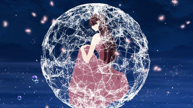 12 созвездий Девы узница Ресурсы иллюстрации Иллюстрация изображения