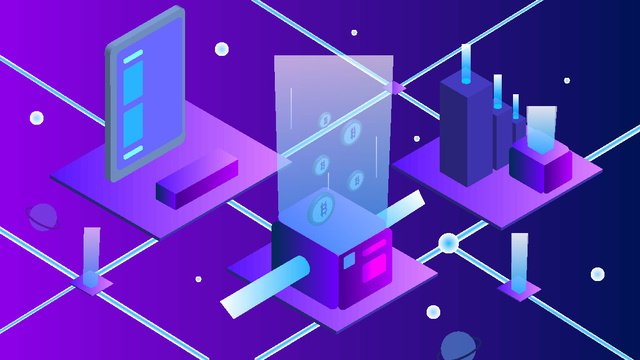 25d finance internet virtual bitcoin business vector illustration llustration image illustration image