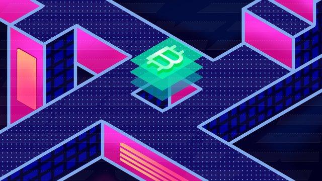 bitcoin 25d технологии чувство ручной росписью плаката обои Ресурсы иллюстрации Иллюстрация изображения