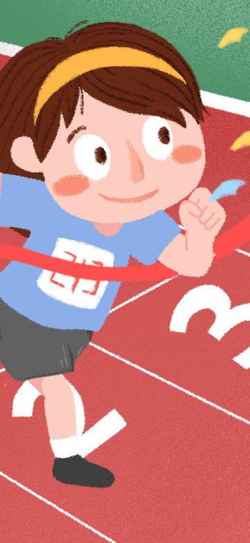 Khuôn viên dễ thương trò chơi hoạt hình cô gái trẻ em ban đầu vẽ tay minh họaTrò  Chơi  Trong PNG Và PSD illustration image