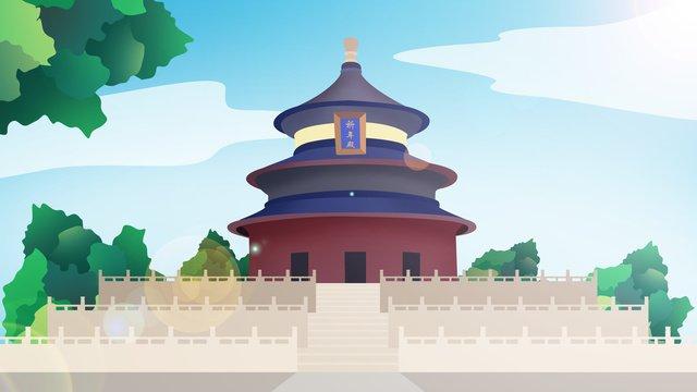 kiến trúc lịch sử phong cách trung quốc Hình minh họa