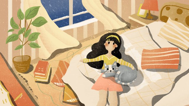 city life girl home illustration llustration image illustration image