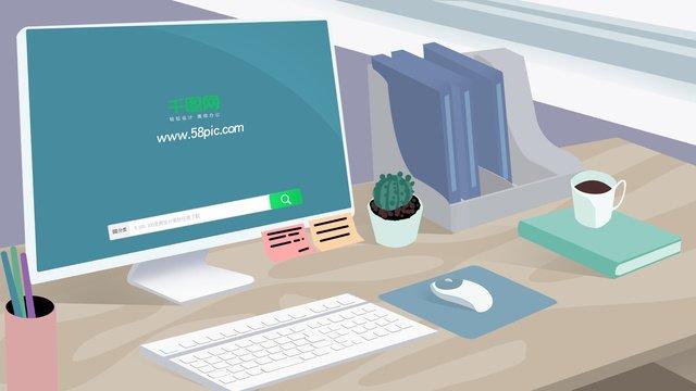 tài liệu minh họa môi trường văn phòng Hình minh họa