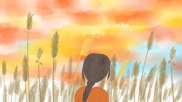 Hello september, Fall, Hello There, September illustration image