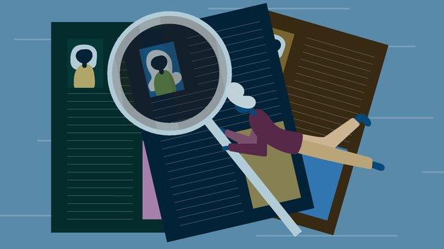 Скрининг возобновляет осенние трюки простой креативной иллюстрацией Ресурсы иллюстрации Иллюстрация изображения