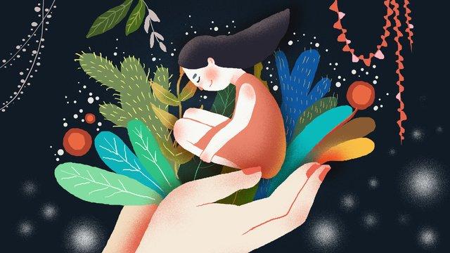chữa bệnh dreamland wonderland minh họa Hình minh họa Hình minh họa